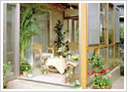 庭にガーデンルームを作りたい